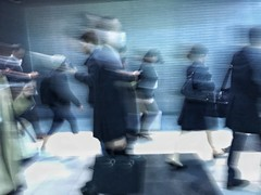 Tokyo (brendan  s) Tags: shotoniphone6s artontheiphone brendans brendansapple iphoneonly blur blurwillsavetheworld tokyo