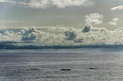 pirogue (Arnataal) Tags: mer pirogue dakar nuage