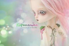 brand new girl (Violetemon) Tags: leekeworld mini bjd abjd