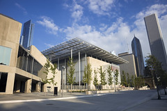 Shutterstock - Art Institute of Chicago Modern Wing (Context Travel) Tags: shutterstock art institute chicago modern wing architecture