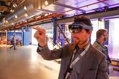 DSCF1140.jpg (amsfrank) Tags: kromhouthallen emerce amsterdam congress event eday ar hololens microsoft augmented reality