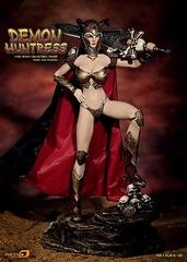 PHICEN PL2016-100 Demond Huntress EXPO Ver - 01 (Lord Dragon ) Tags: 16scale 12inscale onesixthscale actionfigure doll hot toys phicen seamless femalebody