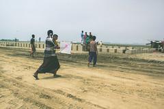 The CHILDHOOD! (Ajwad Mohimin) Tags: boys bangladesh bangladeshi bay bengal chittagong canon canon60d child childhood kite yellow vintage