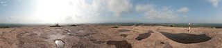 Enchanted Rock 360-pano  [EXPLORED, 10/30/14 highest position #57]