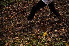 _DSC3010 (Ten Minutes From Home) Tags: autumn fall feet leaves mud boots tp muddyboots