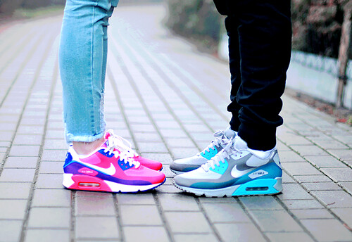 best website 35264 da3e7 ... nike airmax 104394726796011221152232919461295310374588n (Love Black  High Heels And Sneakers) Tags woman max feet fetish air ...