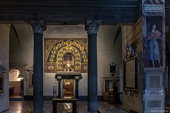 """Basilica di Santa Prassede • <a style=""""font-size:0.8em;"""" href=""""http://www.flickr.com/photos/89679026@N00/15215431164/"""" target=""""_blank"""">View on Flickr</a>"""