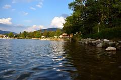 Promenade autour du lac (Fabien de Saint-Cyr) Tags: vacances lac des promenade lacs lorraine vosges valle grardmer