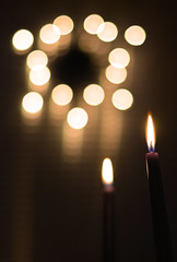 ✧A candle loses nothing by lighting another candle✧ (Ranveig Marie Photography) Tags: advent christmas xmas lights candles adventslys morning bokeh julestjerne adventstake adventsstake ranveigmarienesse ranveignesse pics photographs season jul noel kersfees christusfees jol рождествохристово bożenarodzenie vánoce navidad høytid holidays weihnachten jól jõulud kerstmis natal crăciun vianoce 圣诞 圣诞节 聖誕節 ziemassvētki pictures photos images bilder photography