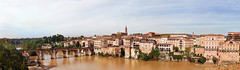 Albi (GMH) Tags: panorama france ro puente arquitectura ciudad rivire francia albi ltytr2 ltytr1