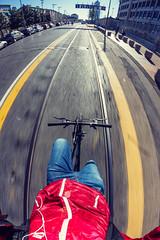 Eco (Alobooom) Tags: bike torino cycling turin lingotto artissima paratissima