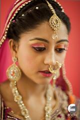 Wedding (focalfactor) Tags: flowers wedding party india hair groom bride dubai indian ceremony makeup reception bridesmaid ritual shaadi bridal groomsmen mehndi sangeet baraat chura