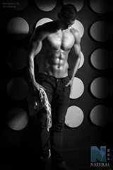 Craig Heaton (TerryGeorge.) Tags: natural muscle models pack craig fitness six abs heaton