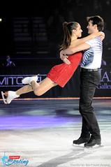 Alissa Czisny and Ryan Bradley