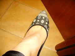 Toe cleavage 2 (| Alessia Rossini | IT) Tags: sexy feet fetish donna toes pumps toe cd cleavage deco crossdresser piedi scarpe piedini tacchi feticismo decollt