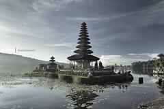 Ulun Danu (terune.sipieet) Tags: bali canon indonesia danau beratan bedugul candikuning 60d