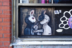 Violence animale (Ricky Leong) Tags: ca travel urban canada photography quebec random montreal photowalk