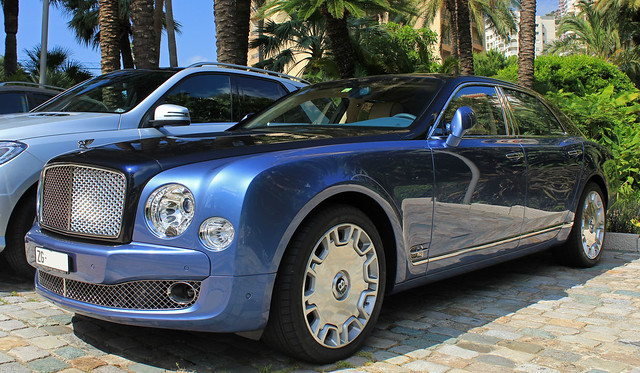 bentley mulsanne 20122013