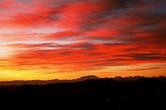Sunset 22/12/2014