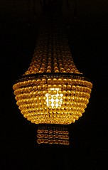 Chandelier (imageClear) Tags: light beauty amber beads nikon flickr chandelier lovely decor photostream 18200mm d7000 imageclear
