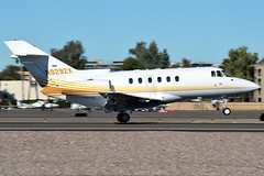 N9292X (Justin_Lawrence) Tags: airport aviation mayo scottsdale raytheon municipal hawker sdl 800xp ksdl h25b n9292x