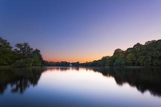 mirror lake (aueteich kassel)
