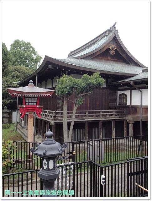 東京自助旅遊上野公園不忍池下町風俗資料館image030