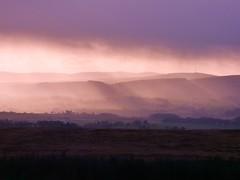 Sky (Tobymeg) Tags: sky cloud sun mist rain weather scotland hills
