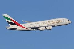 A6-EDF - LHR (B747GAL) Tags: heathrow emirates a380 lhr egll a6edf
