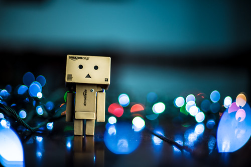 "365 : 90 ""A christmas with Danbo"""