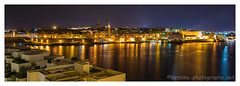 """Valletta Night from Fortina Spa • <a style=""""font-size:0.8em;"""" href=""""http://www.flickr.com/photos/40272831@N07/16080711132/"""" target=""""_blank"""">View on Flickr</a>"""
