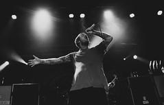 Chiodos (Eckstine) Tags: music concert live livemusic maryland baltimore concerts chiodos soundstage craigowens