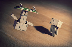 Upside Down. Shot for #FlickrFriday #UpsideDown (Matt_Briston) Tags: flickrfriday upsidedown danbo skateboard trick sick air