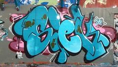 Siek-FtLauderdale-2015 (SIEKONE.ID) Tags: art wall graffiti florida crew graff piece grab kts gak dst fdc siek flyid pfe elw rekal
