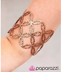 5th Avenue Copper Bracelet K1 P9820-3