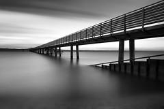 Bridge (Sebo23) Tags: langzeitbelichtung graufilter altnau canon6d