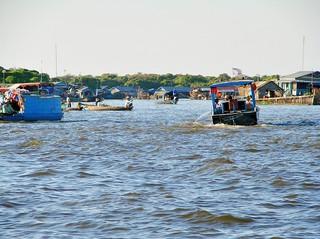 lac tonle sap - cambodge 2007 30
