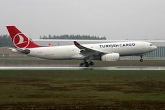 Turkish TC-JDS, OSL ENGM Gardermoen (Inger Bjrndal Foss) Tags: norway cargo airbus turkish a330 osl gardermoen engm tcjds