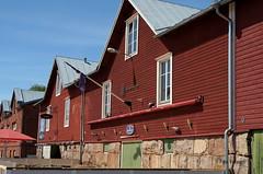 rantakatu (Paivi Hannele) Tags: sea building landscape hanko meri luonto ranta thisisfinland pitsihuvila ourfinland visithanko
