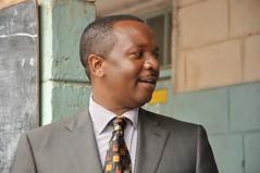 Area MP Dennis Waweru