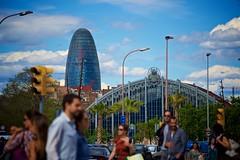 Estacion del Norte (Prack) Tags: torreagbar barceloona estaciondelnorte