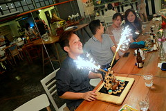 IMG_5497 (JoChoo) Tags: birthday food canon cafe gang may leon gathering makan 2016 birthdaycelebration makanmakan leonsbirthday canon650d whupwhup may2016