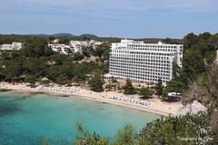 151. Cala Galdana, Menorca. 17-May-16. Ref-D119-P151 (paulfuller128) Tags: travel sun holiday island menorca cala balearic galdana
