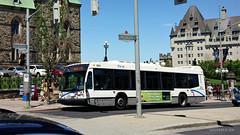 STO 1011 (Alexander Ly) Tags: city ontario canada bus public nova de quebec ottawa transport sto transit gatineau autobus artic articulated lfs societe hev outaouais novabus articule