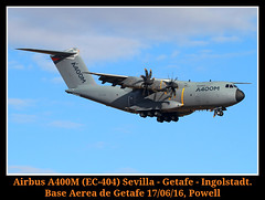 Una pequea escala (Powell 333) Tags: espaa plane canon eos airport spain space aircraft air cargo 400 militar 7d planes airbus powell avin aeropuerto base defence freight avion aviones getafe a400 aena legt a400m eos7d canoneos7d airbusa400m ec404 airbusdefencespace