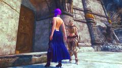 52 (Beth Amphetamines) Tags: wallpaper snow hair screenshot purple body ghost ruin shell elf armor inthe cyborg mirielle synthetic kusanagi follower motoko shanoa dwemer skyrim arkngthamz dibthelegend
