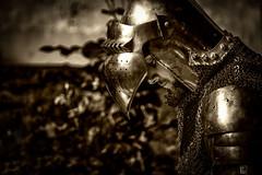 L'uomo_nel_ferro (Danilo Mazzanti) Tags: photography foto photos ironman sguardo piemonte fotografia medievale fotografo danilo medioevo armatura seppia lerma pensiero riflessione mazzanti coraggio rievocazionemedievale danilomazzanti wwwdanilomazzantiit lermamedievale