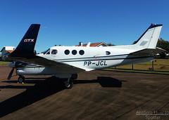 King Air C90GTx, PP-JCL (Antnio A. Huergo de Carvalho) Tags: beechcraft beech kingair c90 c90gti c90gtx ppjcl