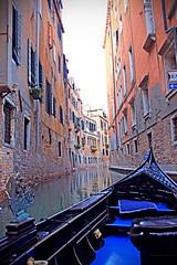Venice, Italy (marydenise6) Tags: travel venice vacation italy holiday canal ride gondola grandcanal gondolas