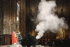 (Chaoqi Xu) Tags: travel paris france church french  francia viaggio parigi prete